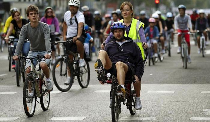 Las ciudades más reconocidas por ser más amables para andar en bicicleta son europeas. Foto: EFE