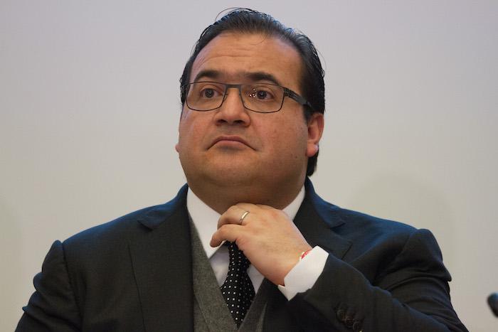 El Reglamento fue elaborado y aprobado por el propio Poder Ejecutivo, que encabeza Javier Duarte de Ochoa. Foto: Cuartoscuro