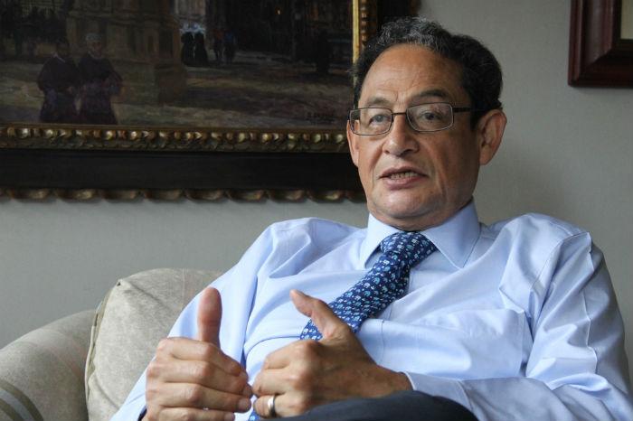 Aguayo Quezada afirma que actualmente la Presidencia está debilitada y con muy poco margen de maniobra. Foto: Luis Barrón, SinEmbargo