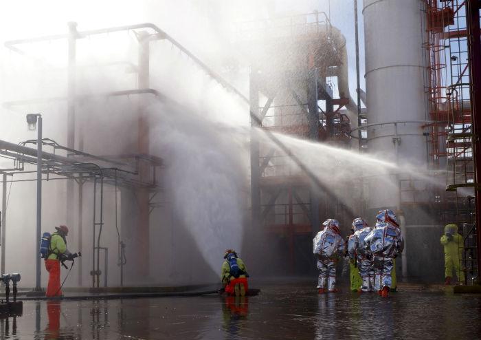 Trabajadores de la Refinería de Tula advierten fuga de Técnicos y Profesionistas con jubilaciones anticipadas. Foto: Cuartoscuro