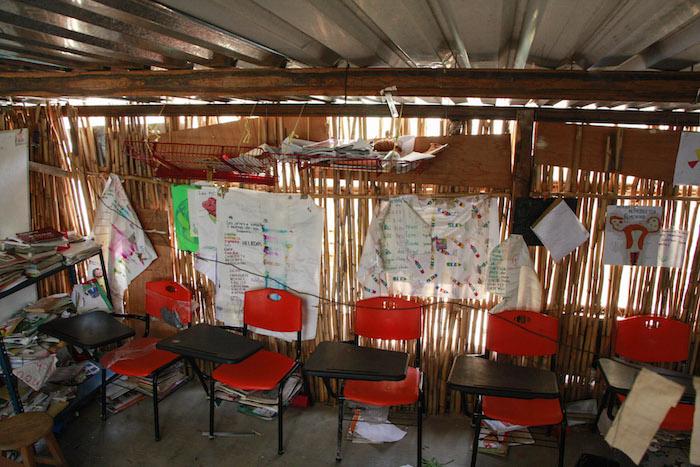 Entre el 20 y el 30 por ciento de los niños del mundo dejan la escuela y empiezan a trabajar a los 15 años. Foto: Cuartoscuro.