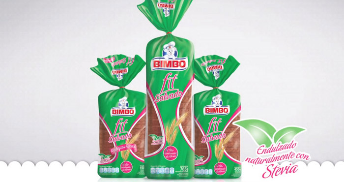 Resultado de imagen para Bimbo, stevia