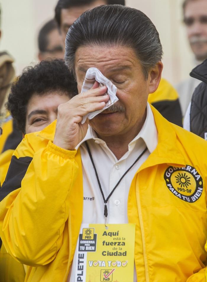 La Iglesia católica señaló que los ciudadanos pusieron fin a la hegemonía amarilla en el DF. Foto: Cuartoscuro