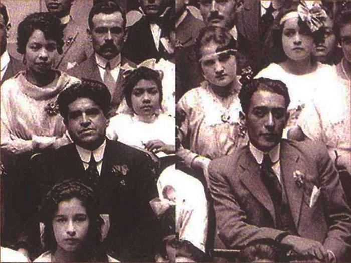 Antonio Caso y Lombardo Toledano.