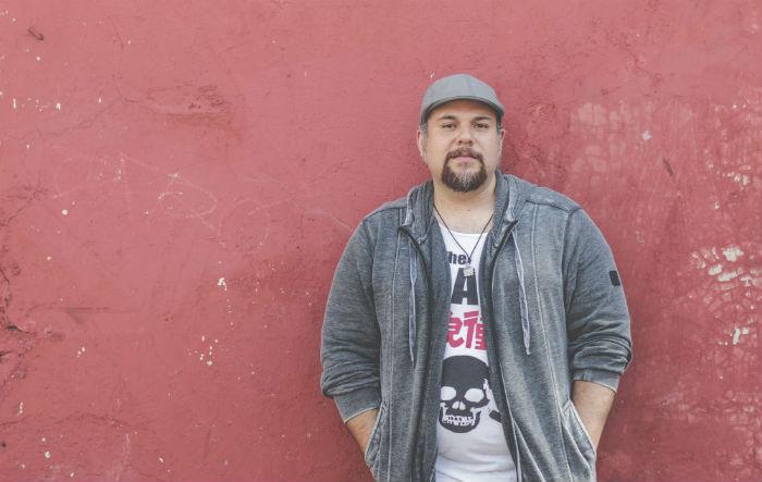 Antonio Ortuño presentará su nueva novela en la próxima edición de la FIL Guadalajara. Foto: Francisco Cañedo, SinEmbargo