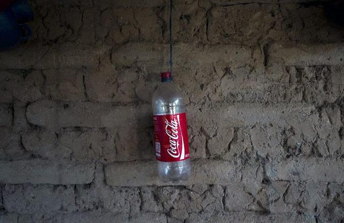 Más Coca-Cola que agua en Nejapa. Foto: Pedro Armestre