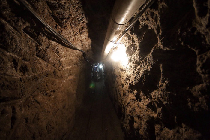 Se fuga el Chapo Guzman.. de nuevo - Página 3 Interior-Tunel-Chapo-6