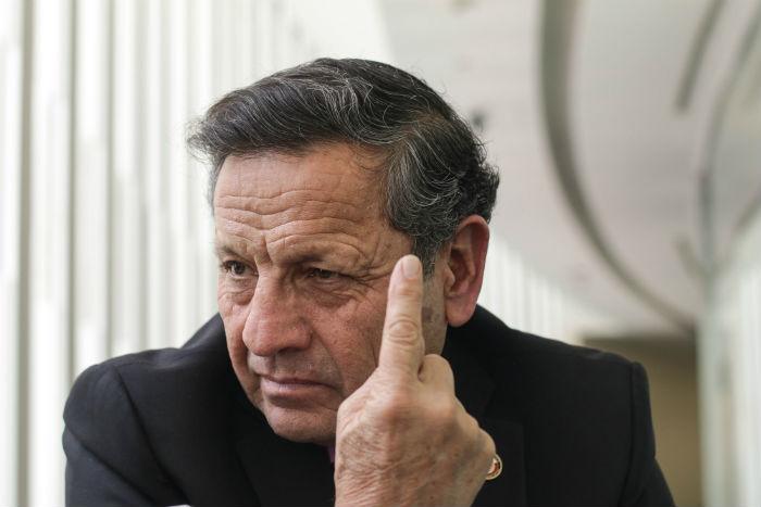 José Francisco Gallardo advirtióq ue es momento de dar un giro en la estrategia de seguridad para evitar nuevas masacres y violaciones a los derechos humanos. Foto: Francisco Cañedo, SinEmbargo