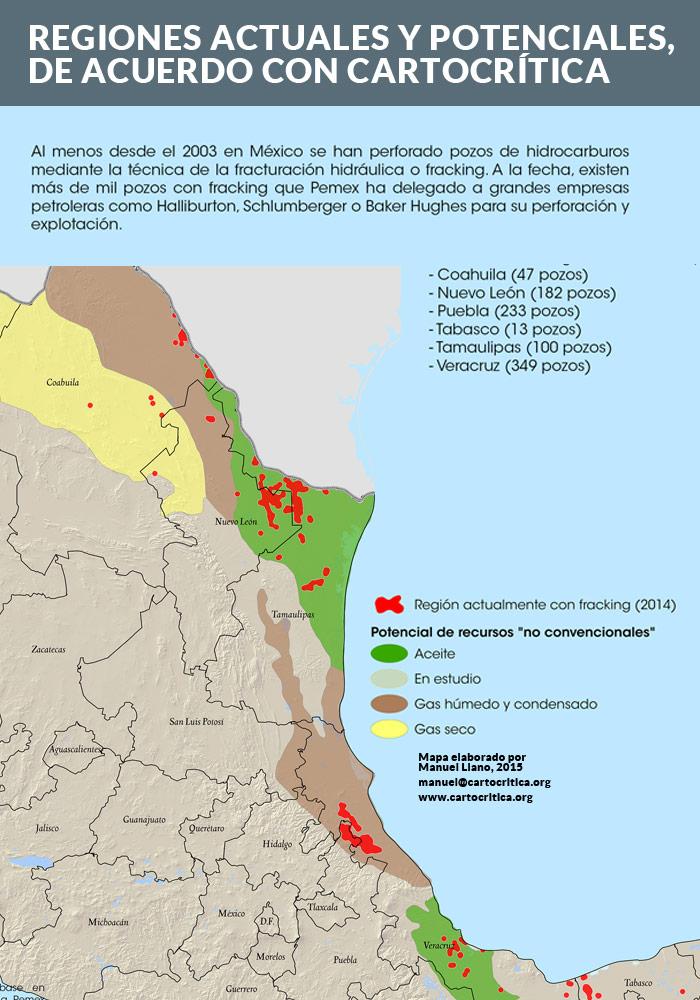 De acuerdo con datos de la organización no gubernamental Cartocrítica, el fracking se está expandiendo en silencio en México, de forma no regulada y envuelto en la opacidad. Foto: Especial