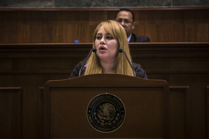 La legisladora pasó de testigo a indiciada por falsificación de documentos. Foto: Cuartoscuro