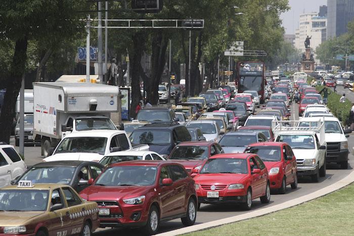 El Gobierno de la Ciudad de México no ha apostado por movilidad alterna a la de automotores, denunciaron activistas. Foto: Cuartoscuro.