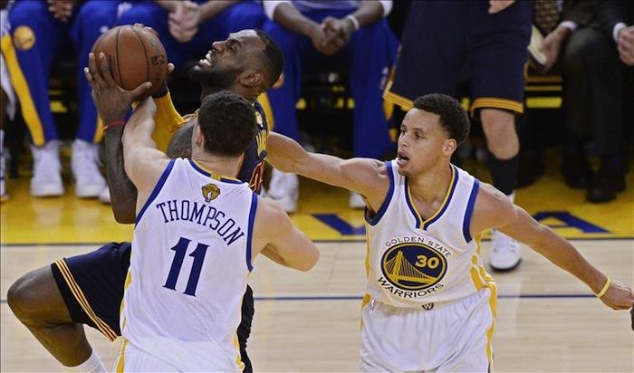 Los deportes que se analizaron fueron aquellos con una duración fija como el basquetbol. Foto: EFE