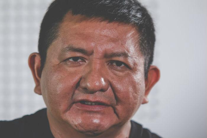 Entre las agresiones contra la prensa documentadas en Quintana Roo, está el caso del periodista Pedro Canché. Foto: Francisco Cañedo, SinEmbargo