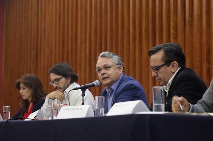 Los periodistas informaron que ya iniciaron acciones legales en contra del acoso. Foto: Francisco Cañedo, SinEmbargo