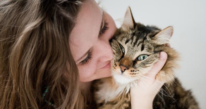 Estar obsesionado con tu mascota puede ser indicador de problemas de comunicación con las personas Foto: Shutterstock