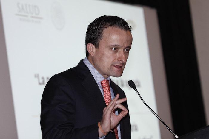 Mikel Arriola aclaró que la prohibición es para hospitales no para puntos de venta. Foto: Cuartoscuro