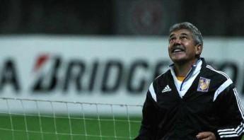 """El """"Tuca"""" se va agradecido con la selección mexicana. Foto: EFE"""