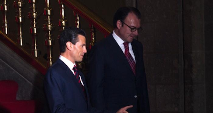 Luis Videgaray Caso, titular de la SHCP en el Gobierno de Peña Nieto, no ha . Foto: Cuartoscuro.