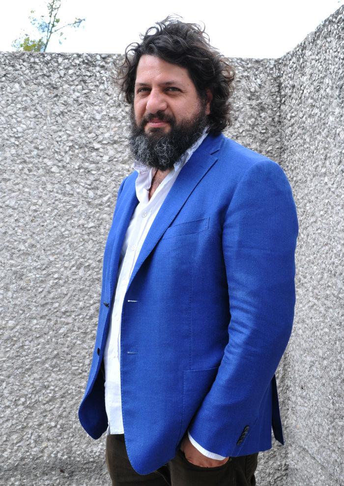 Juan Gaytán, curador y director del Museo Tamayo. Foto: Conaculta