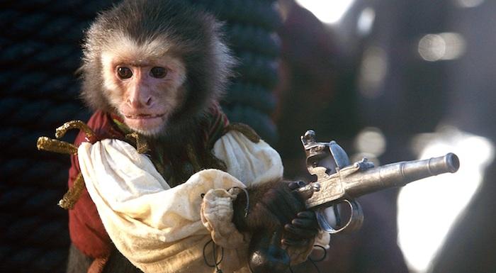 La filmación de la última película de Piratas del Caribe incluso se ... Adam Sandler