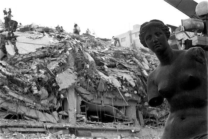 Tecnología e información: respaldo contra sismos como el ...