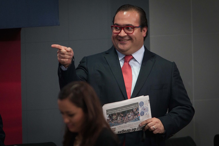 Javier Duarte de Ochoa Foto: Pedro Mera, Xinhua