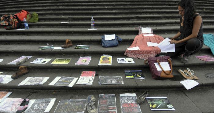 En lo que va del año en Veracruz se han registrado 80 víctimas de feminicidios. Foto: Cuartoscuro