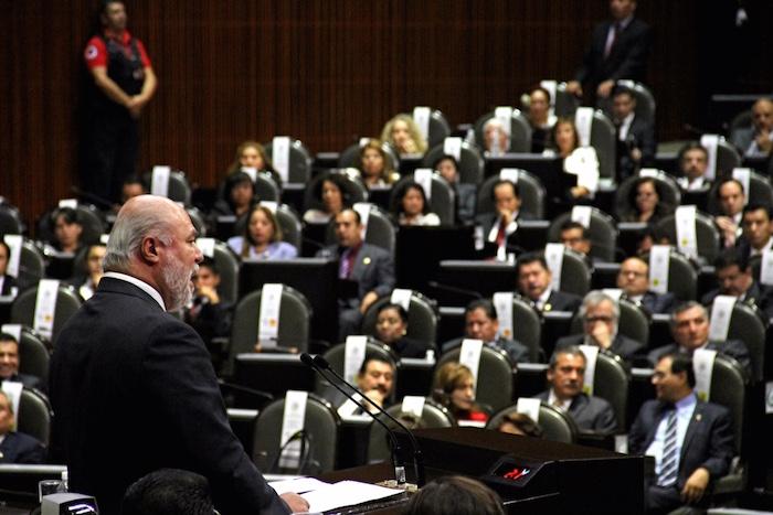 El Diputado independiente Manuel Clouthier. Foto: Luis Barrón, SinEmbargo