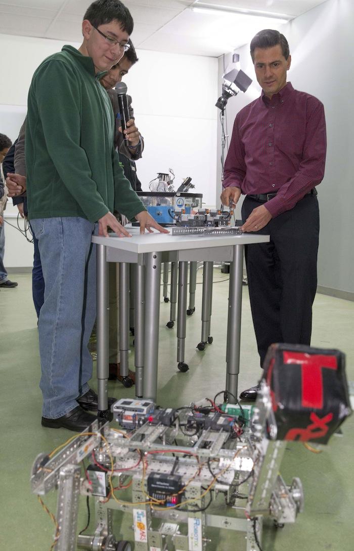 Pareciera que ciencia y tecnología e innovación es sólo un punto más en la agenda presidencial. Foto: Cuartoscuro