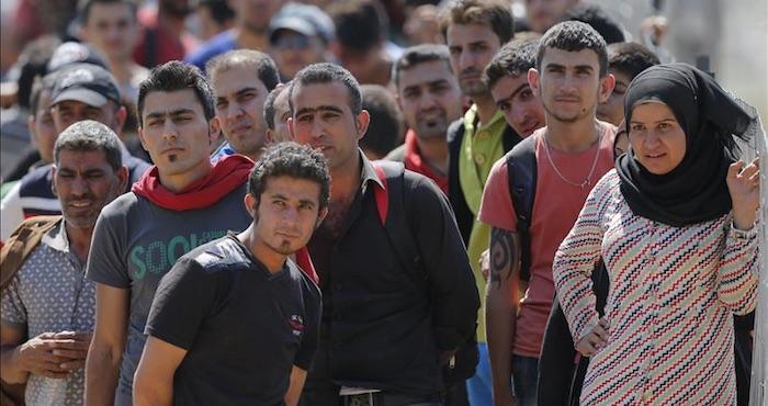 Alemania quiere enviar refugiados Sirios a Argentina