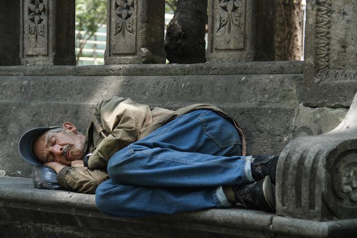 Pobreza es la palabra que define el triste momento for New york alloggio economico