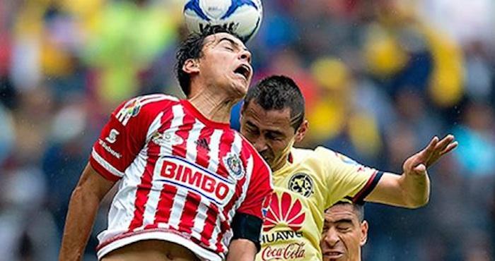 Chivas vence 2-1 al América en el Clásico Nacional. Foto: Juanfutbol