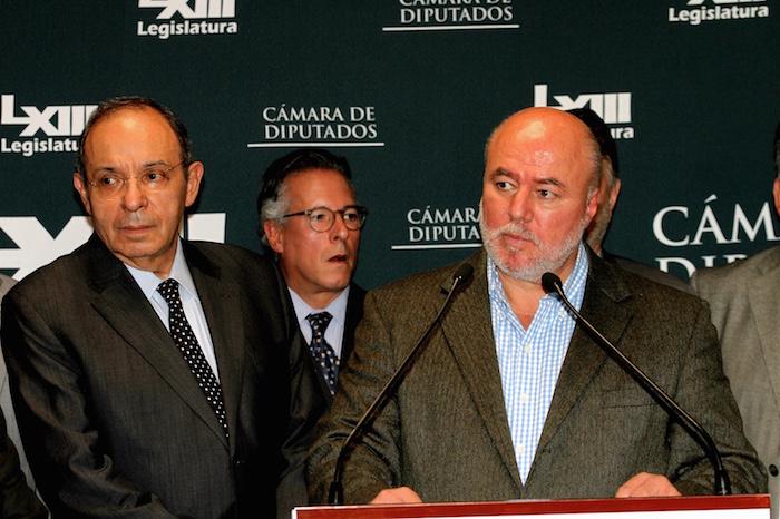 El Senador sinaloense Manuel Clouthier. Foto: Luis Barrón, SinEmbargo
