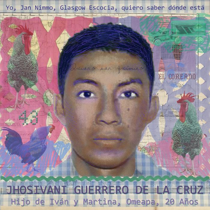 Jhosivani Guerrero de la Cruz. Foto: Especial