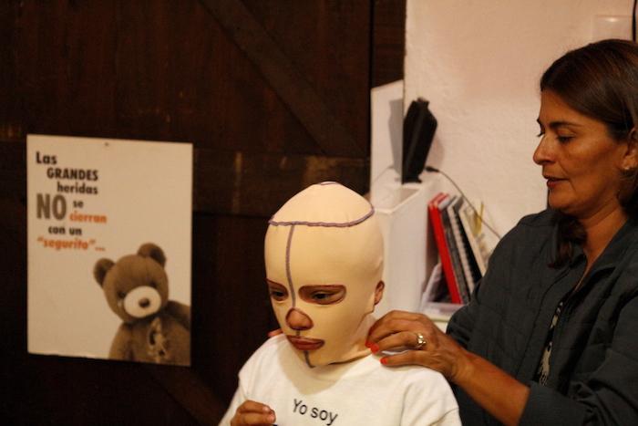 Foto:  Fundación Michou y Mau