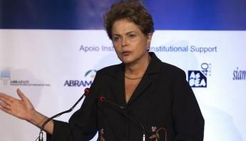 El Congreso rechaza otras cinco peticiones de juicio contra la presidenta brasileña. Foto: EFE