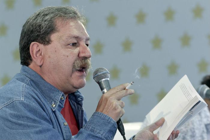 No es cierto que este país no lea, asegura Paco. Foto: Luis Barrón, SInEmbargo