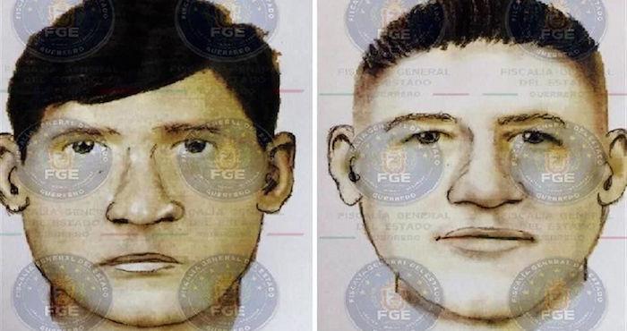 Retrato balacera en Guerrero