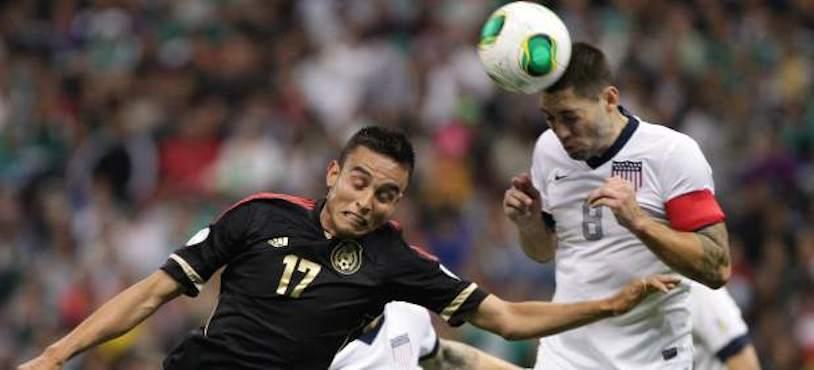 Una vez más, México va contra la selección de EU. Foto: EFE
