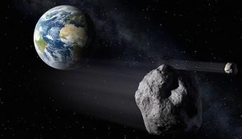 Un asteroide pasará cerca de la Tierra el fin de semana. Foto: NASA