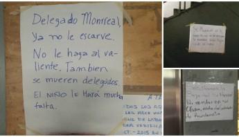 Amenazas de muerte contra Ricardo Monreal, Delegado en Cuauhtemoc. Foto: SinEmbargo