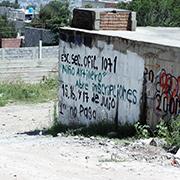 Esta es una secundaria del gobierno del Estado de Me?xico. Foto: Humberto Padgett, Sinembargo