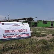 Esta es una preparatoria del gobierno del Estado de Me?xico. Foto: Humberto Padgett, Sinembargo