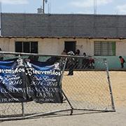 Escuela de Antorcha Campesina, en Chimalhuaca?n. Foto: Humberto Padgett, Sinembargo