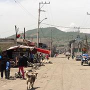 Calle sin pavimentar el la colonia La Joya, en Chimalhuaca?n. Foto: Humberto Padgett, Sinembargo