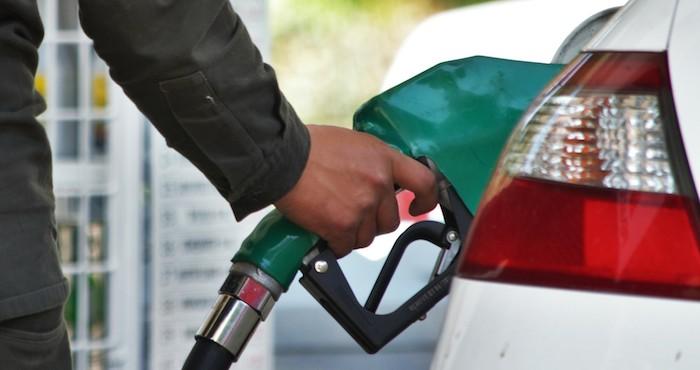 App que mide los litros de gasolina. Foto: Cuartoscuro
