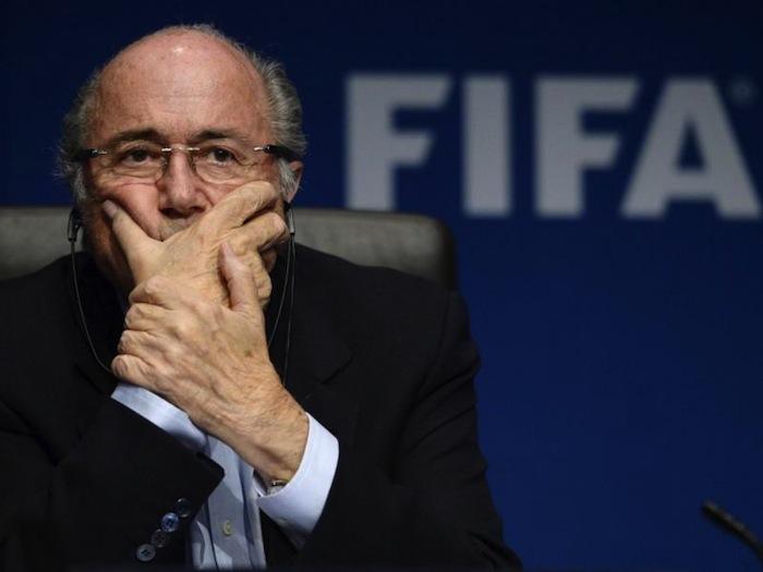 Los escándalos en el máximo organismo de futbol comenzaron hace cinco meses y no han parado. Foto: EFE