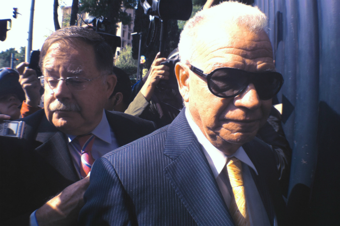 El ex Gobernador de Tabasco, Andrés Granier Melo está sometido a proceso desde 2013. Foto: Cuartoscuro