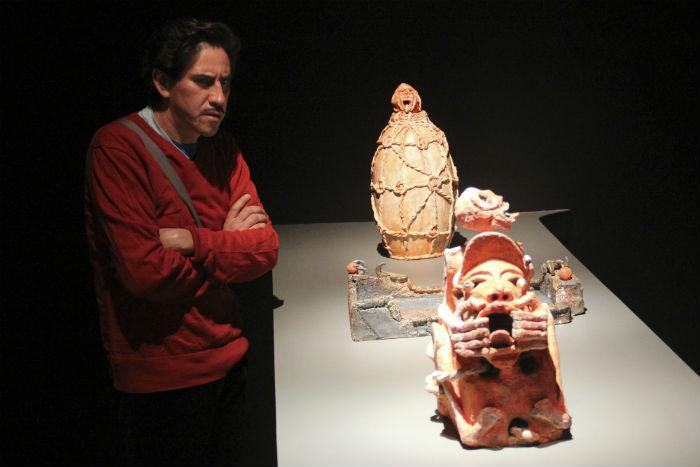 En el Museo de Arte Moderno, hasta febrero de 2016. Foto: Luis Barrón, SinEmbargo