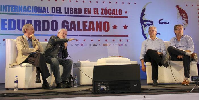 La sociedad latinoamericana del siglo XXI, en la lupa de los intelectuales. Foto: Luis Barrón, SinEmbargo